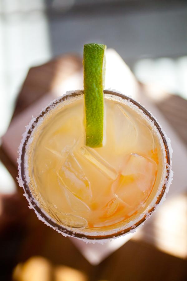 front-porch margaritas.  Tybee Island Social Club .