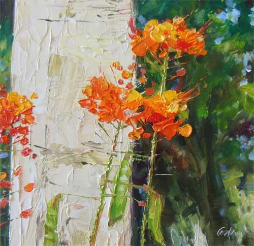 Pod Flowers (oil).jpg