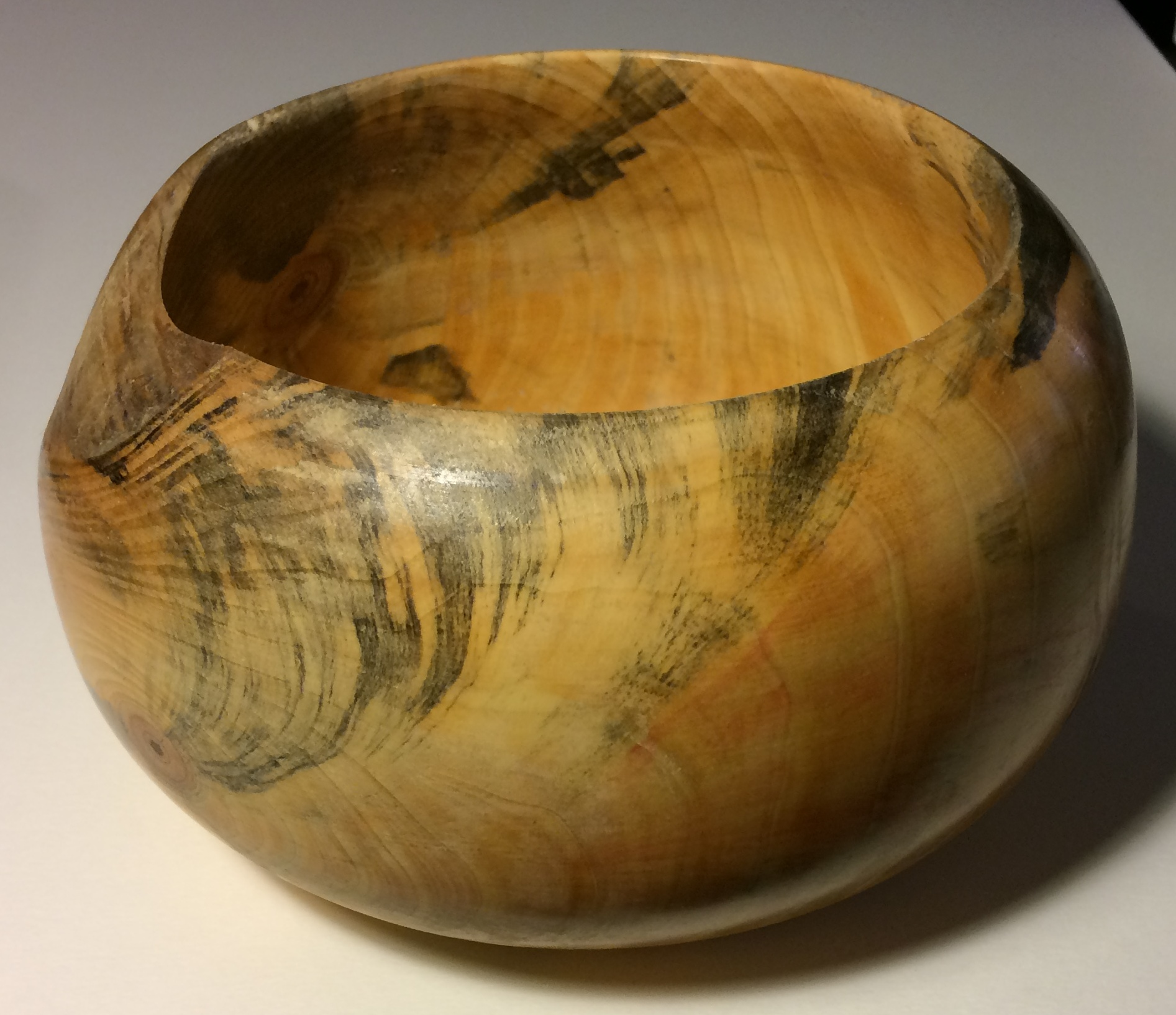 Bowl Japanese Black Pine 9 x 5.JPG