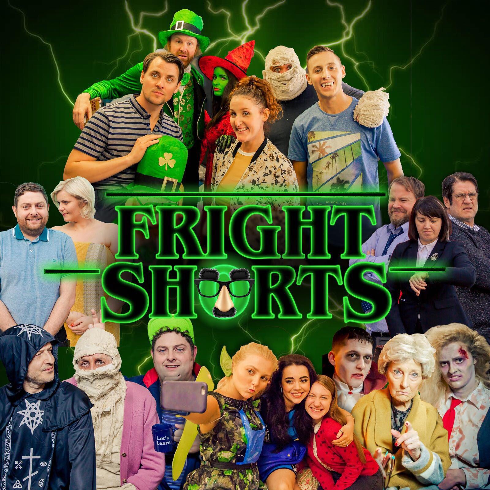 "BBC Fright Shorts: ""Costume Drama"" (BBC iPlayer, 2017) Starring Bronagh Waugh, Shane Todd, Jason Byrne, Peter Campion, Dave Elliot"