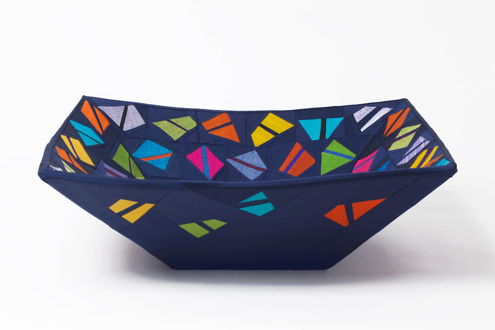 Kirsten Fisher 03 23 2019 Large Fabric Bowl Photo by Malcolm Varon, NYC .jpg