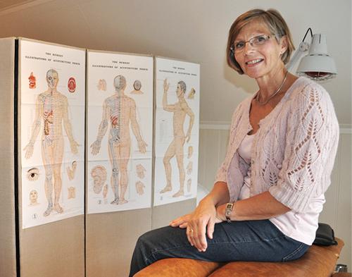 Les saken om Wintherakupunktur på Nord-Salten.no  Foto: Kitty Skapalen.