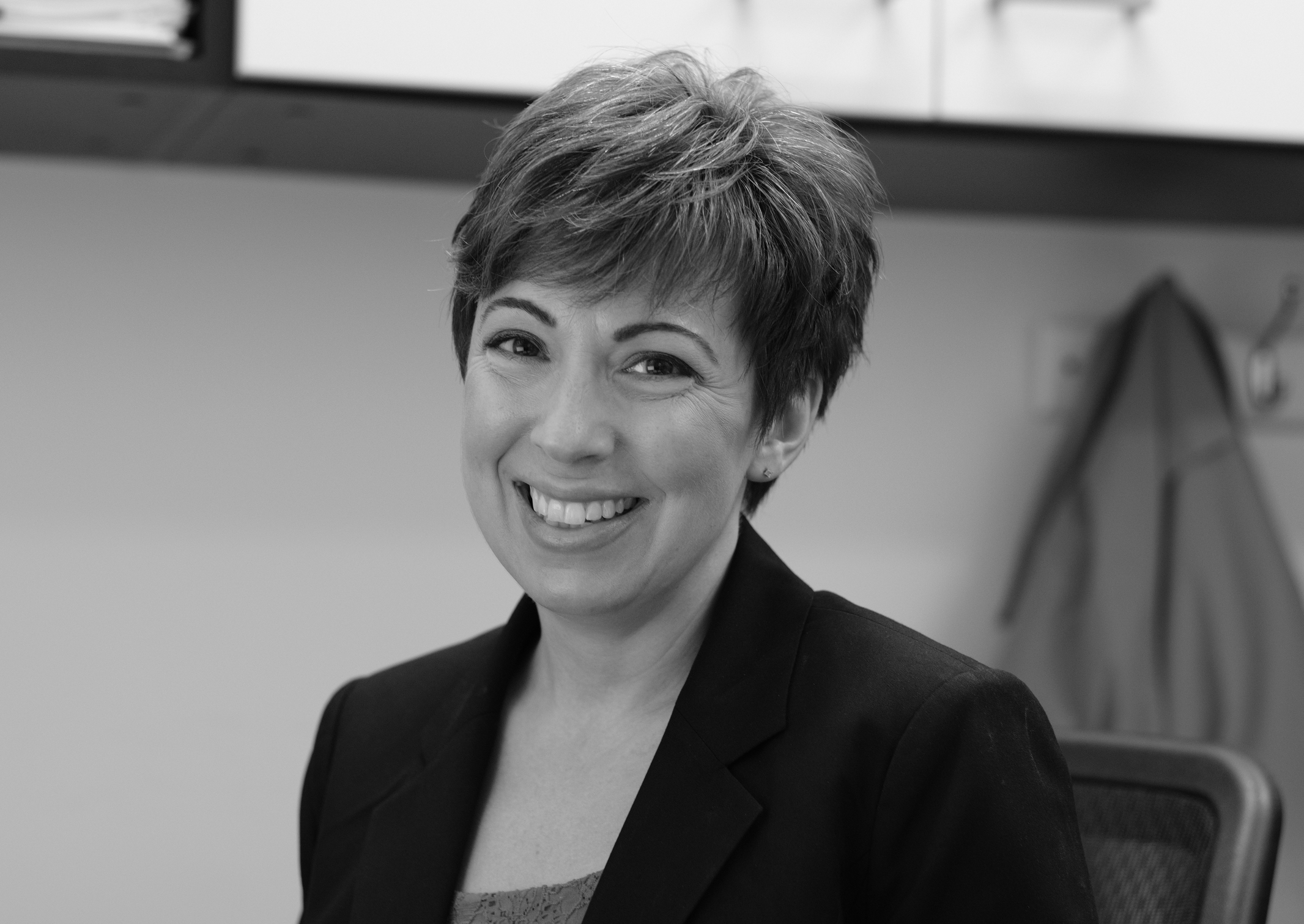 PATRICIA RUDISILL-HEISEY <BR>VP, Internal Operations