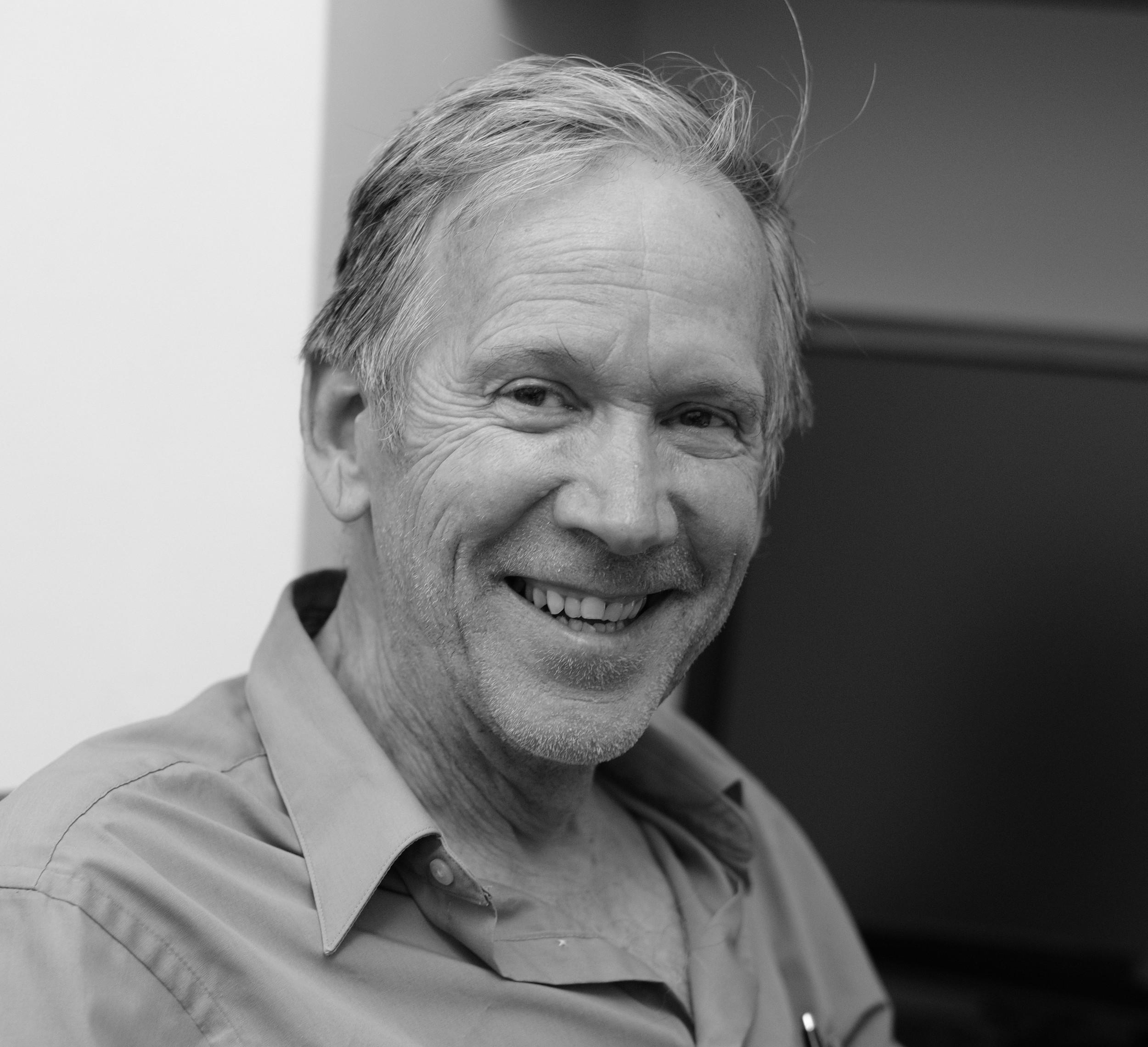 ROBERT JAMES<BR>RA, Principal Director of Architectural Services