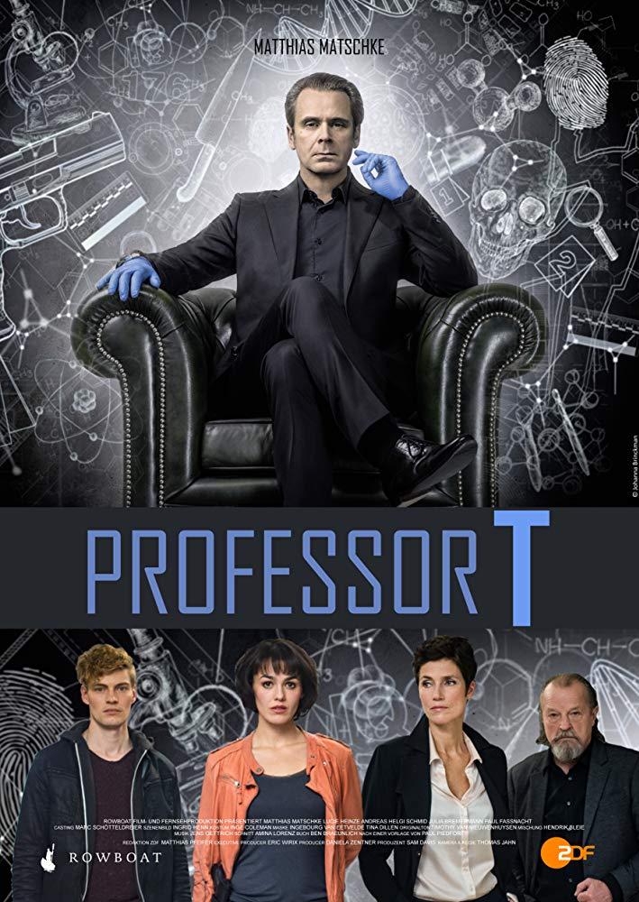 "Shooting Crime Series""Professor T."" - director Thomas Jahn2018"