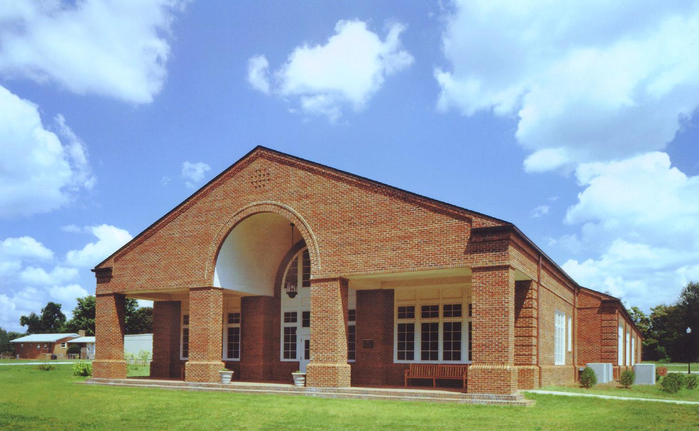 Armfield Hall, Exterior 1 - Canterbury School, Greensboro, NC