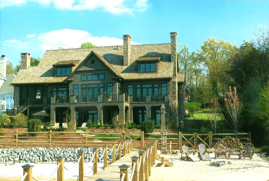 Private Residence, Lake Norman, NC