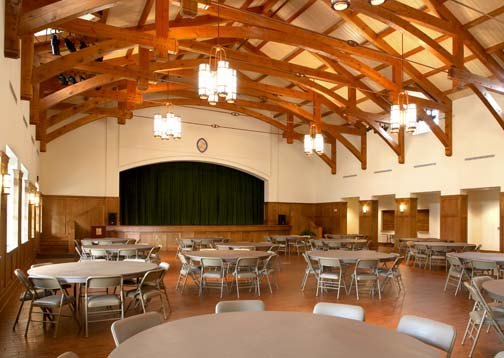 Canterbury School, Berry Hall Interior