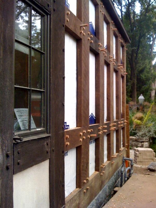 Exterior, Construction Detail
