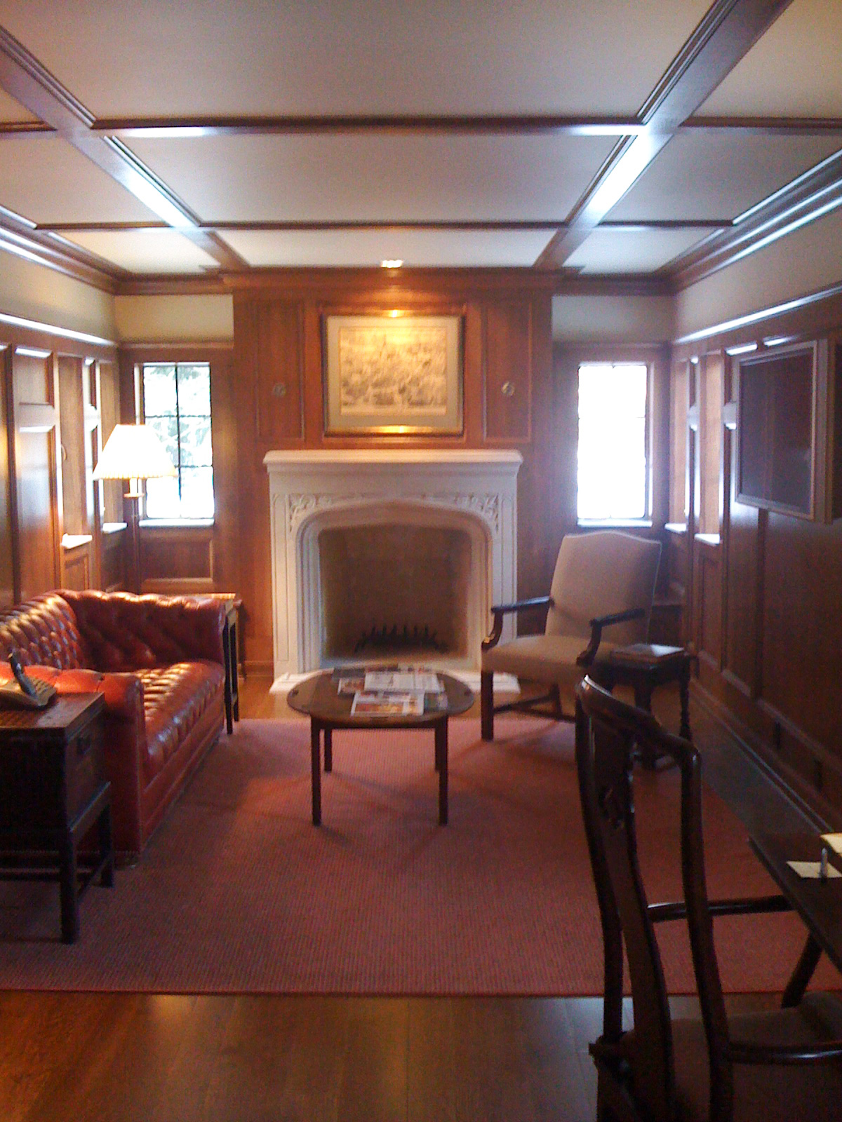 Interior, After Renovation