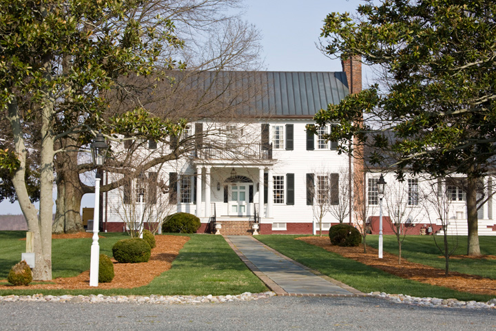 Willow Oaks Plantation, Exterior