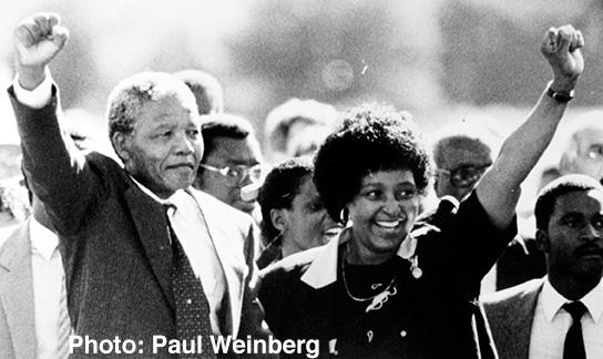 Mandela — An Audio History:NPR, BBC, CBC  -