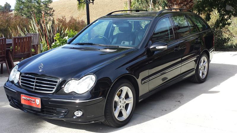 2007 Mercedes C Class.jpg