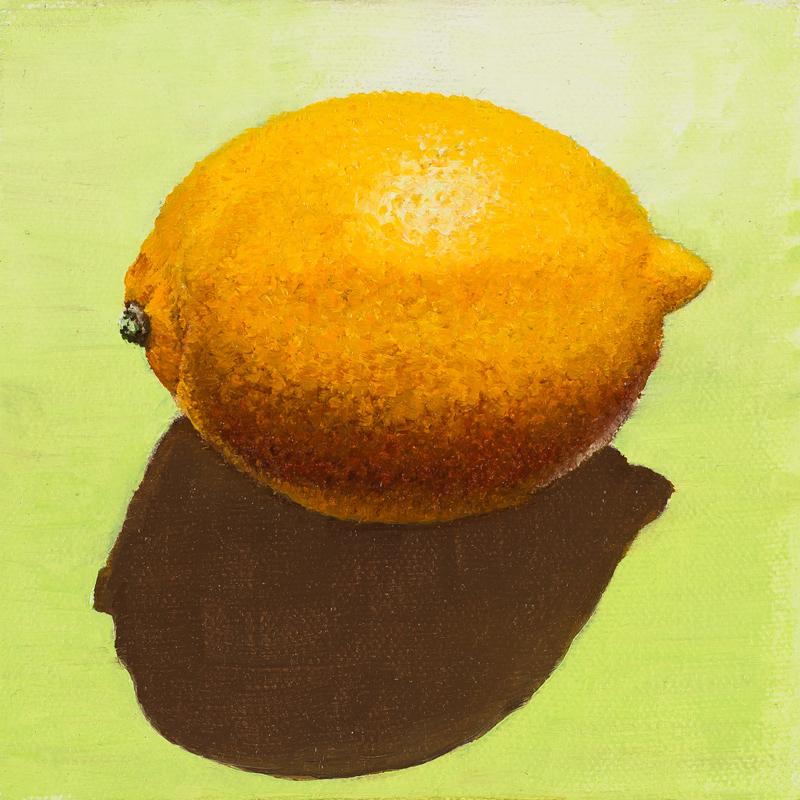Lemon by day. Ninja by night.