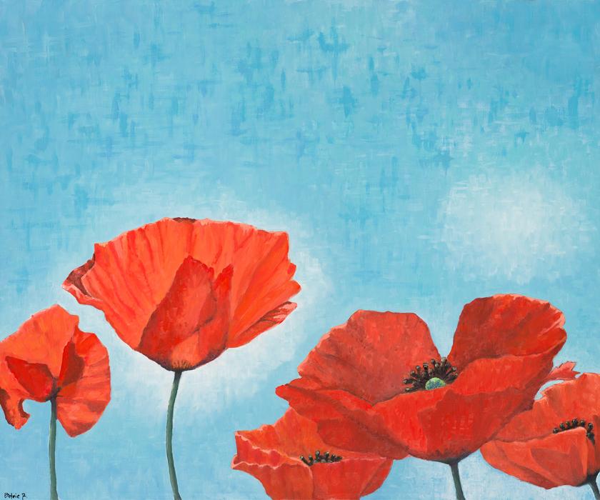 Because People Love Poppies on Blue Sky Days_web.jpg