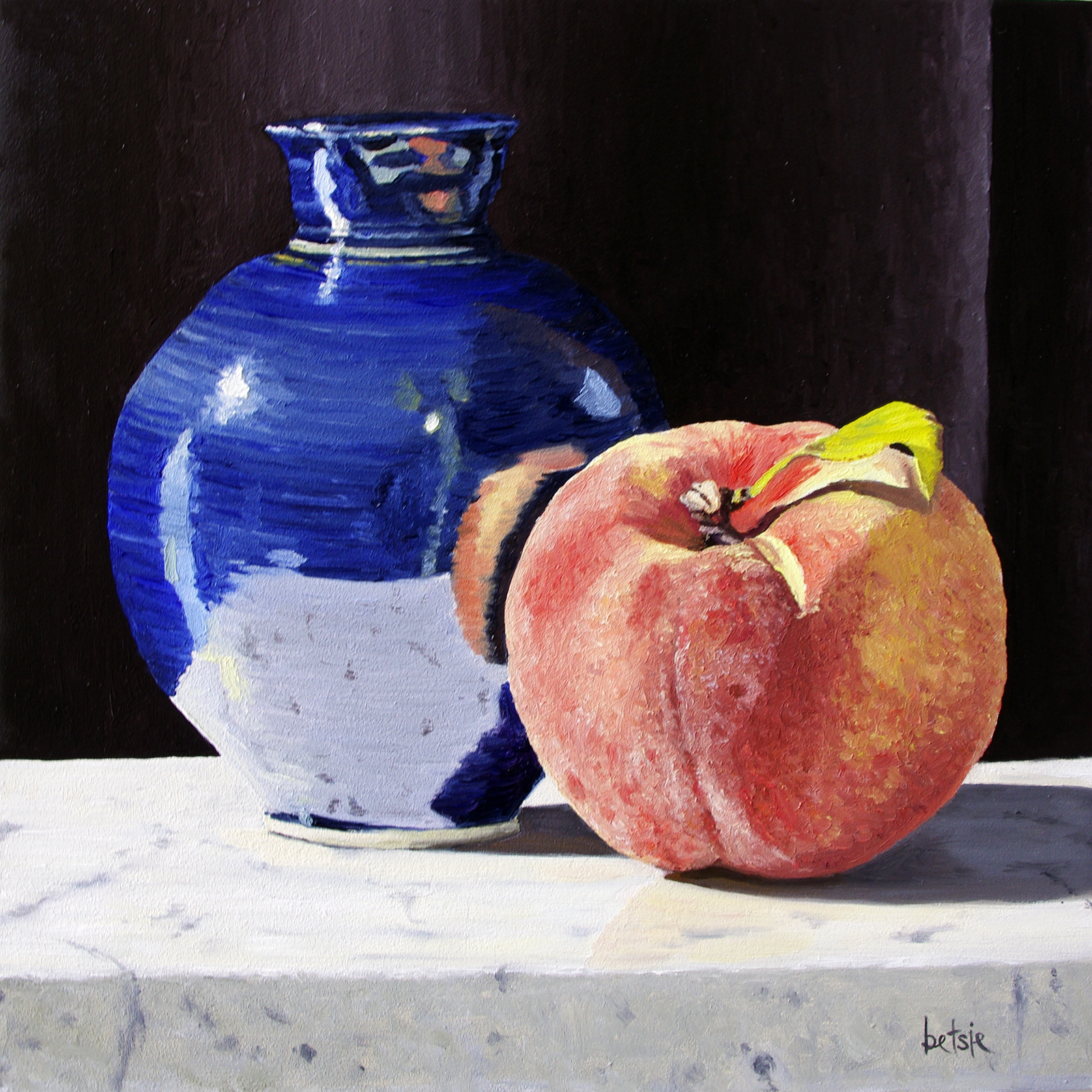 """A Real Peach 