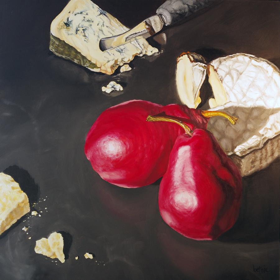 Good Cheese Makes The Heart Grow Fonder