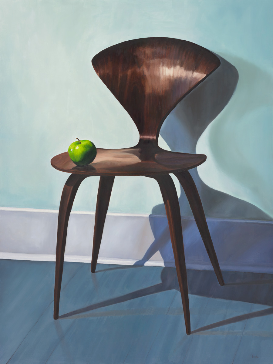 A Meditation on Creation - Norman Cherner Plycraft Chair