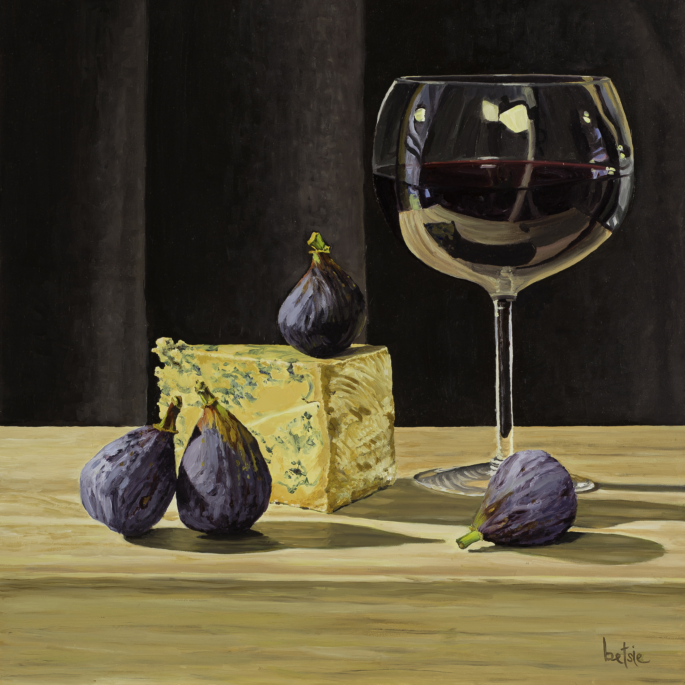 Full-bodied with a Hint of Fig