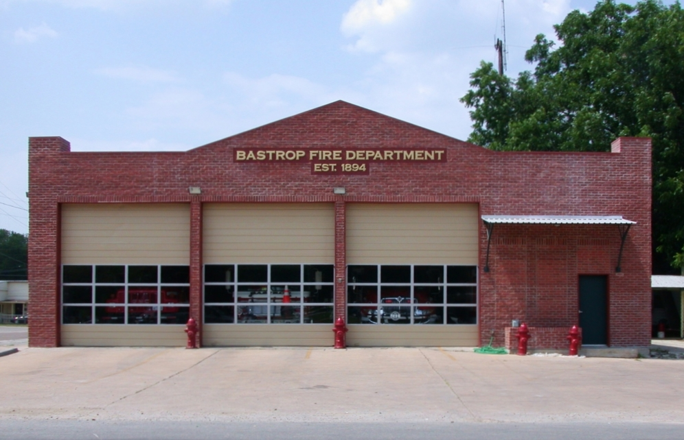 Bastrop Fire Station