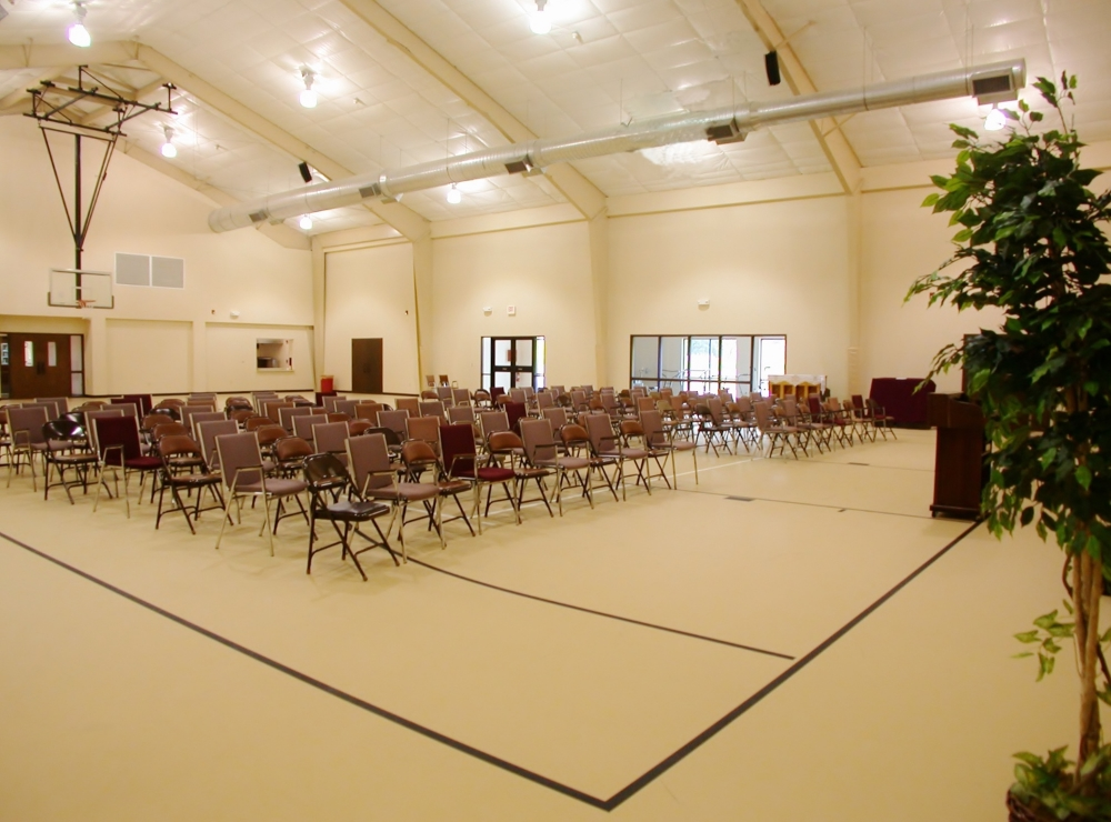 First United Methodist Church Kerrville, Activity Building