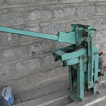 Brick Making Machine $400.00