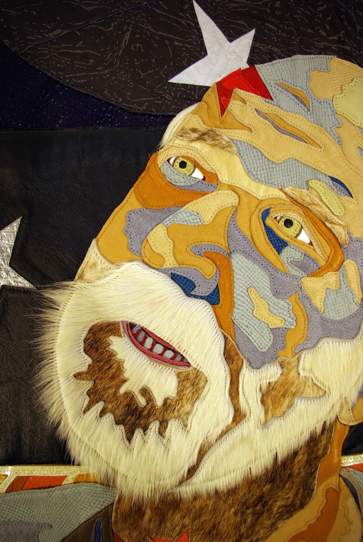 Ascension of John Long (detail)
