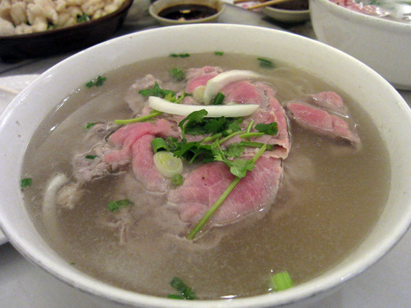 NYC FOODIE CHINATOWN RESTAURANT OF THE WEEK: PHO VIET HUONG