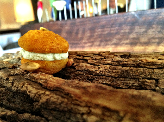 Butternut Squash Whoopie Pie. More ingenuity and awesomeness.