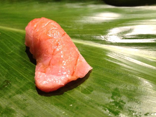 O-Toro. Fatty Tuna. Orgasm.