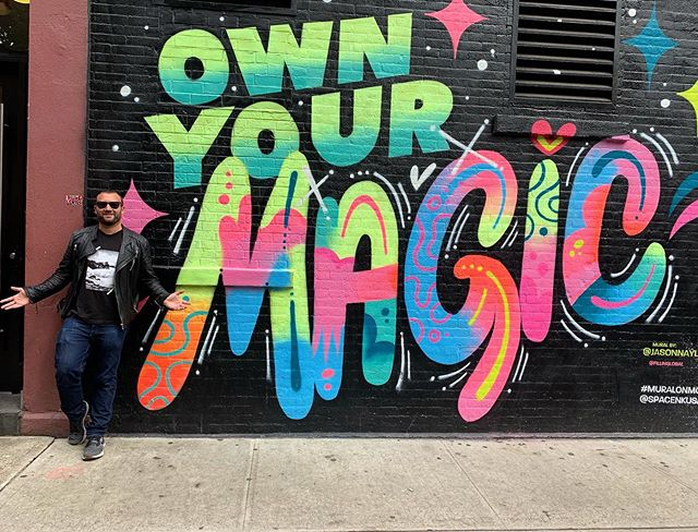 Have a Magical weekend! #foodiemagician #ownyourmagic