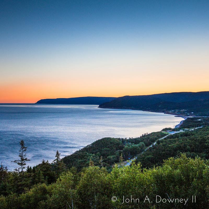 Sunrise.  Cabot Trail, Nova Scotia.1.jpg