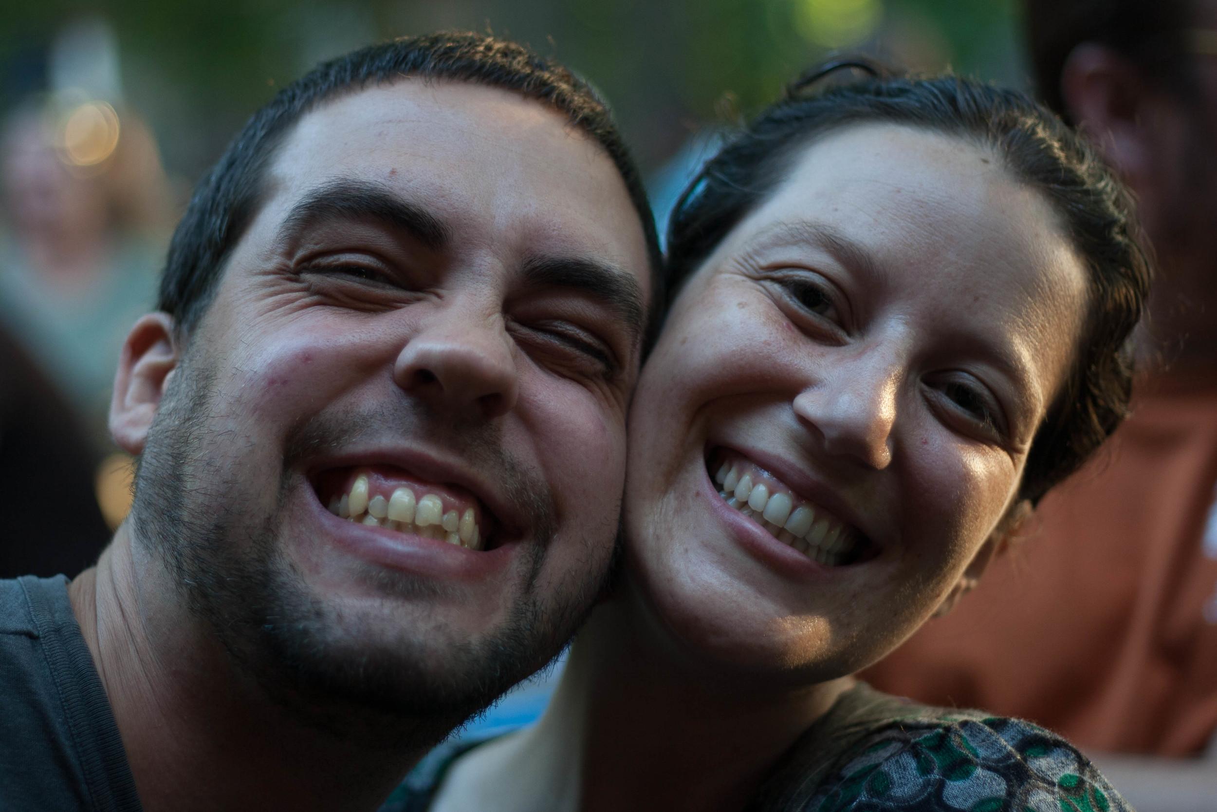 Glenn & Maggie at Kansas City RF