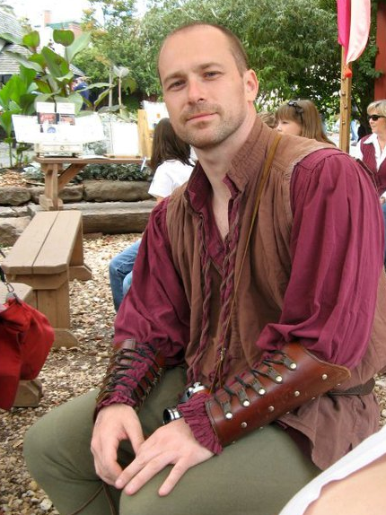 Chris at Pennsylvania RF, 2011