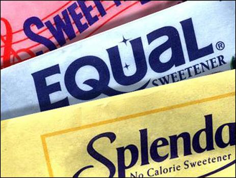EVIL Artificial Sweeteners