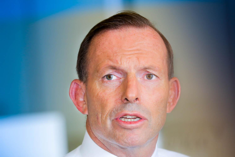 28 Prime Minister of Australia Tony Abbott