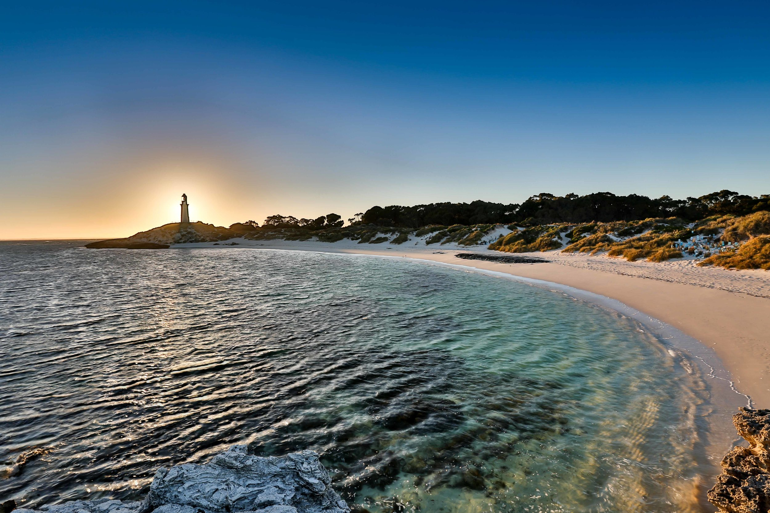 Rottnest Island Bathurst Lighthouse