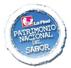 RECONOCIMIENTO PATRIMONIO NACIONAL DEL SABOR, LA FINA.