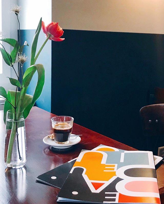 The coffee was meant just for the photo shoot but... 🤭@aubergebeaulieu ☕️📸 . . #studiojuliachrist #lausannebar #lausanne #mylausanne #bardesign #restaurantdesign #architecture #interiorarchitecture #interiordesign #aubergedebeaulieu #colours #art #branding #design #designer #architecture #hospitality #hospitalitydesign #bar #restaurant