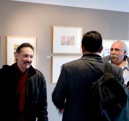 "Exposición ""Per no deixar-se d'històries"". 2008"