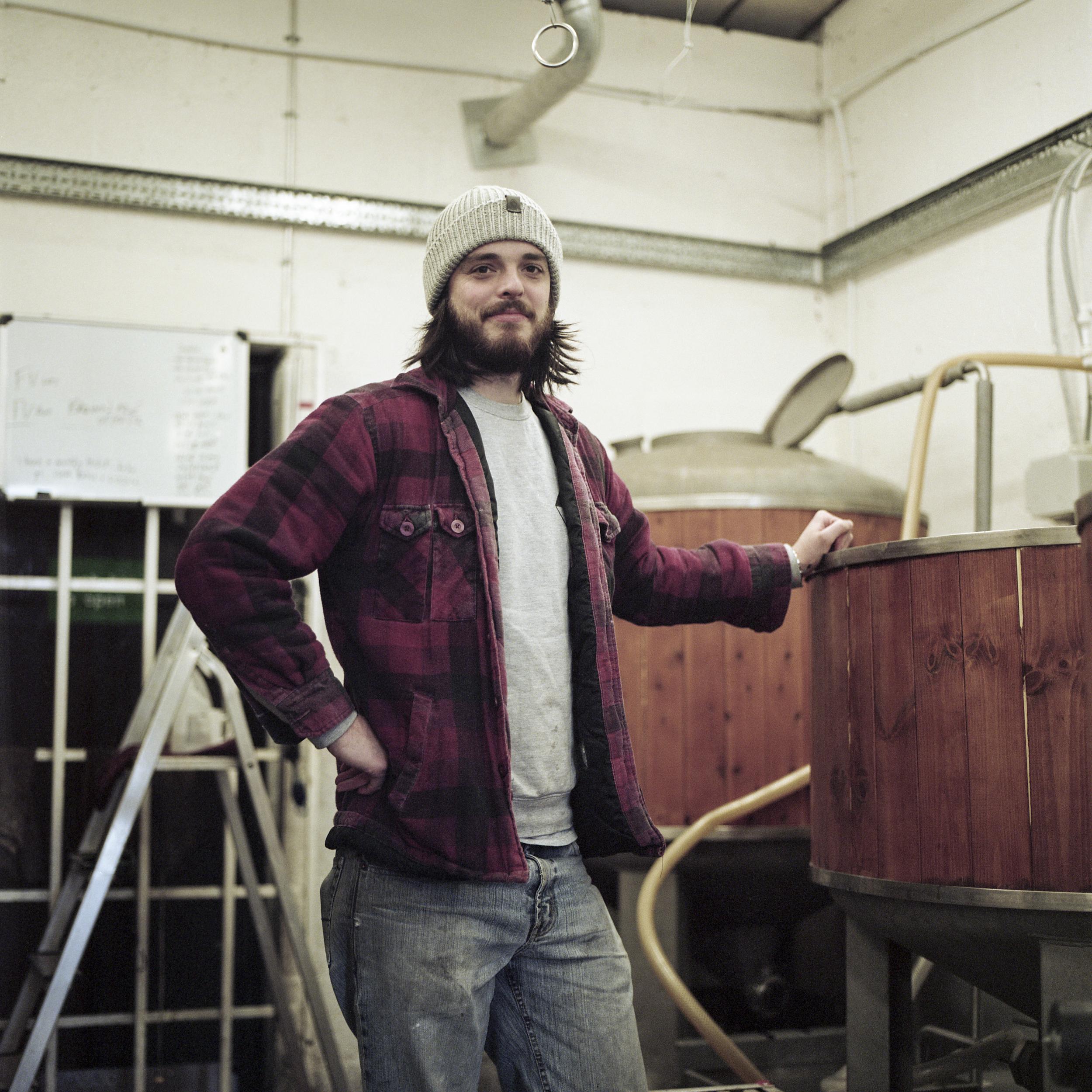 Head Brewer Neil McDonald