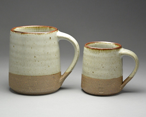 Leach pottery small mug