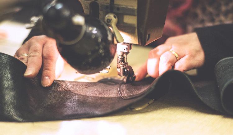 Hand made British bags