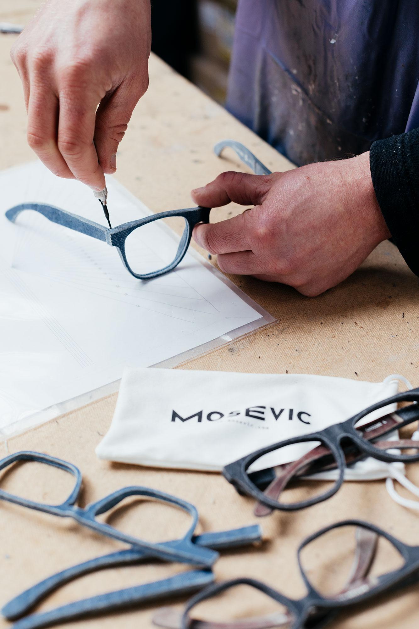 Mosevic, Sunglasses