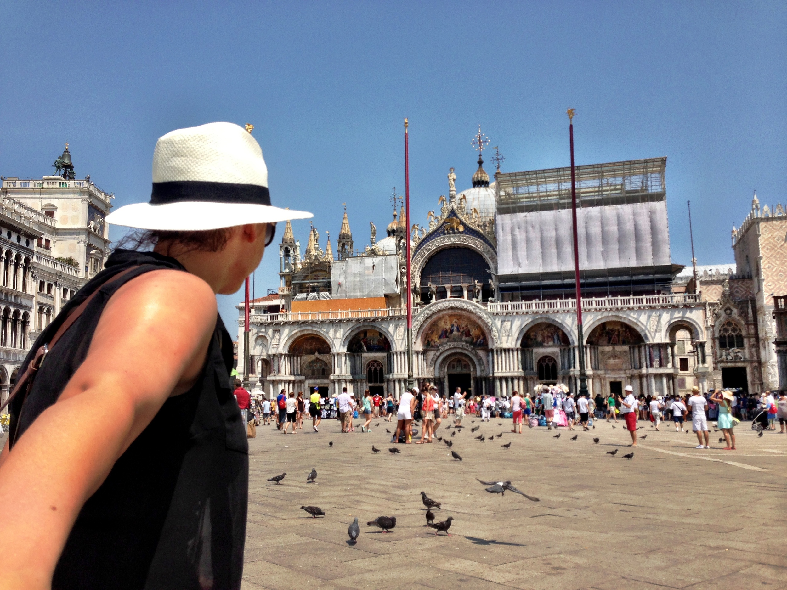 St Marks Square, Venice