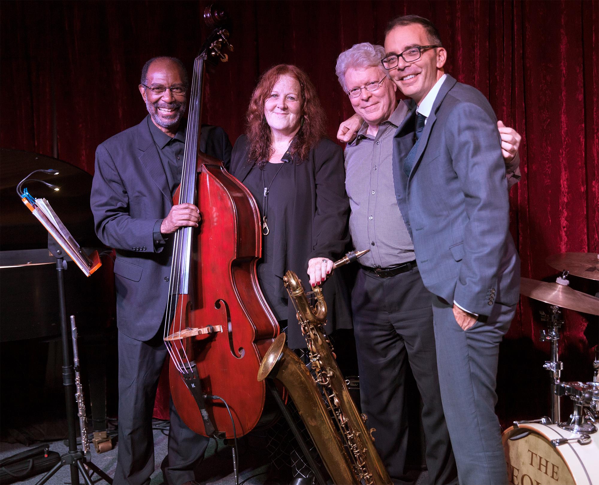 Claire Daley Quartet