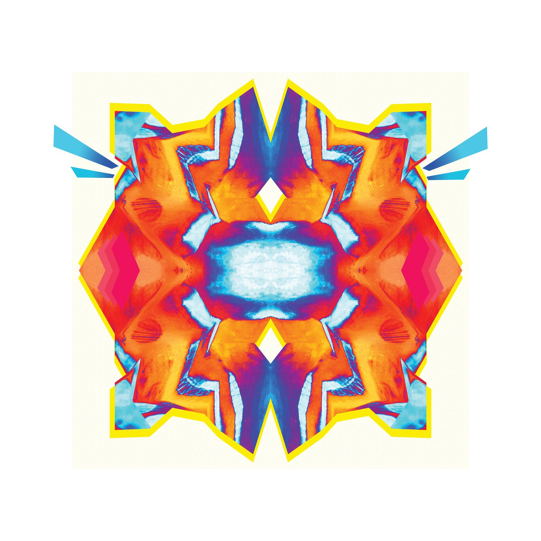 Fire & Ice | Giclee Print by Stephanie Mill Artist | www.stephaniemill.com.jpg