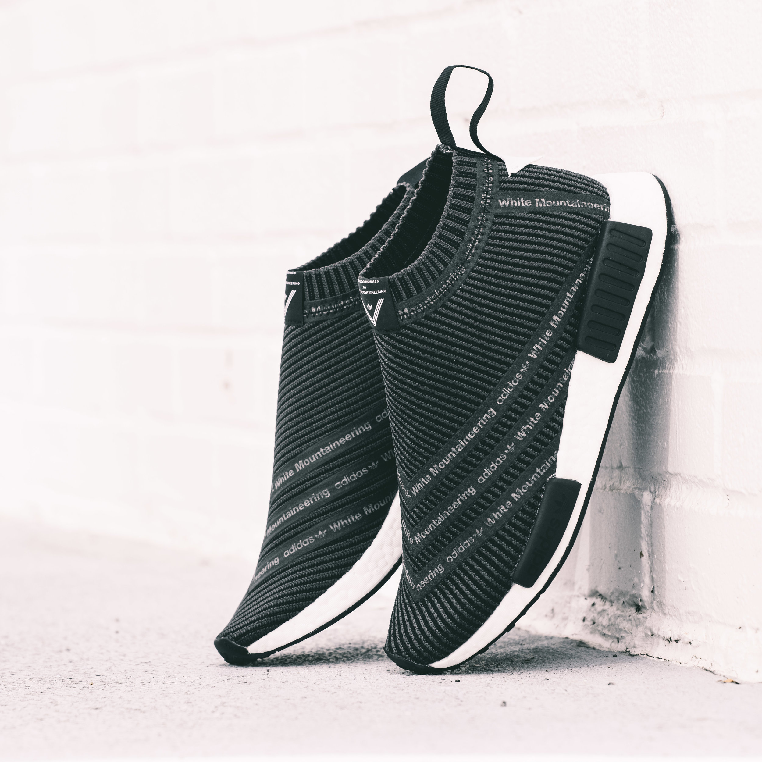 uk availability 06e45 adc13 White Mountaineering x Adidas NMD City Sock. — Epitome