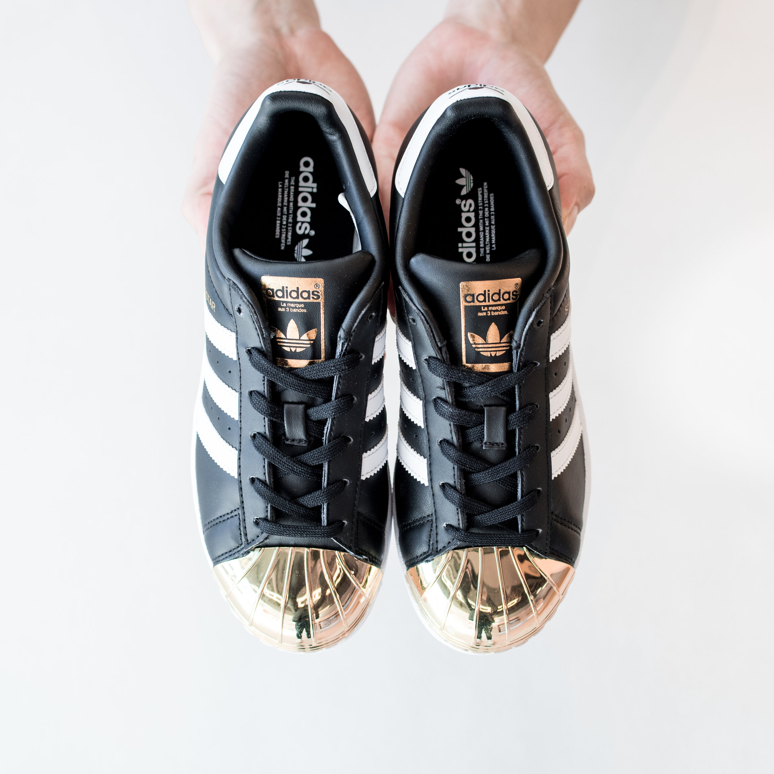WMNS Adidas Superstar Metal Toe