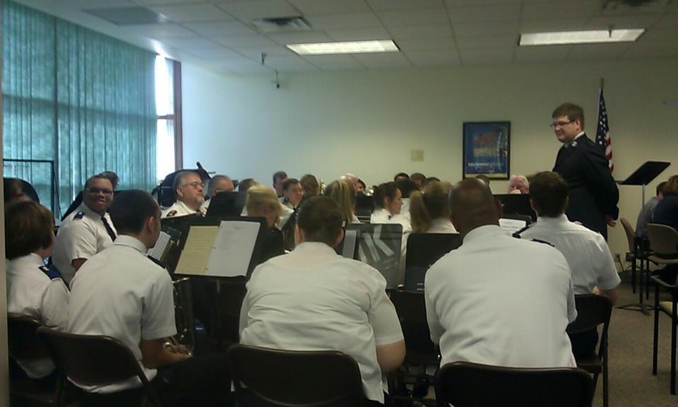 Divisional Band in Bartlesville